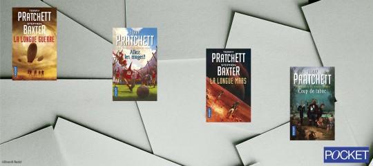 Découvrez la série Terry Pratchett chez Pocket