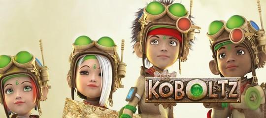 Les Koboltz : les nouveaux défenseurs de la planète mesurent 8 cm !