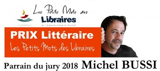 Prix littéraire - Les Petits Mots des Libraires