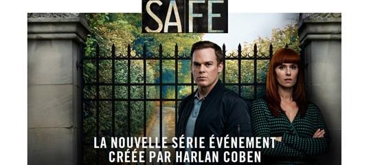 """""""Safe"""" : la première série signée Harlan Coben"""