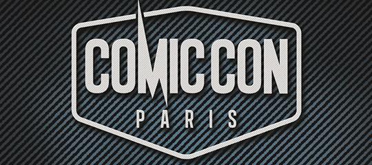 404 éditions vous donne rendez-vous à la Comic Con
