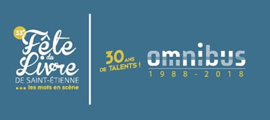 Omnibus fête ses 30 ans à Lire à Saint-Étienne