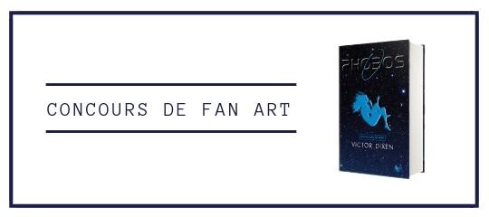 """Un concours de fan art pour célébrer l'édition collector de """"Phobos - Tome 1"""""""