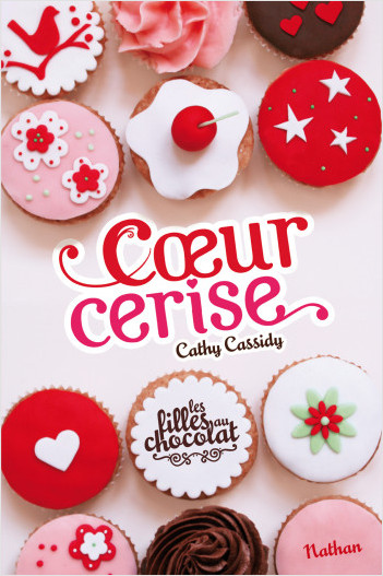Les filles au chocolat : Coeur Cerise