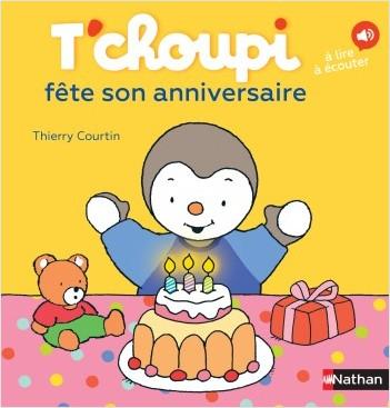 T'choupi fête son anniversaire -  Dès 2 ans