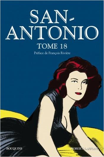 San-Antonio — Tome 18