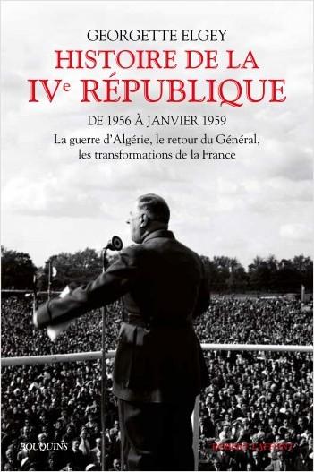 Histoire de la IVe République - Tome 2