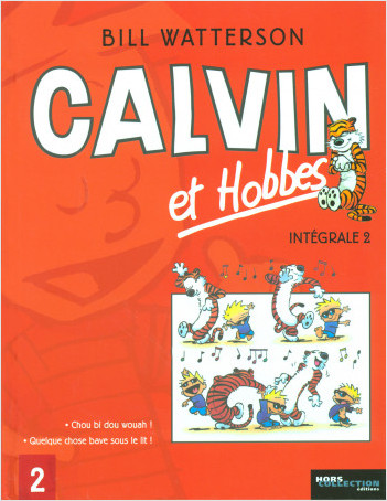 Intégrale Calvin et Hobbes T2