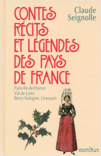 Contes, récits et légendes des pays de France T. 4
