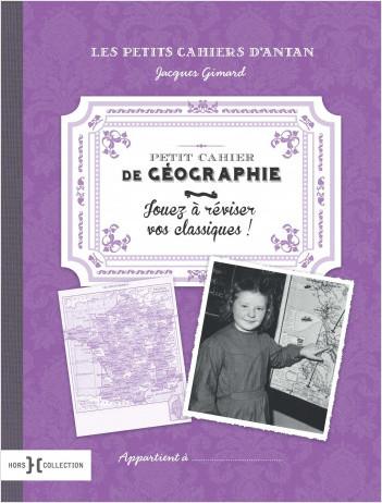 Petit cahier de Géographie