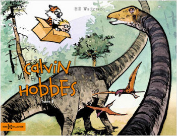 Calvin et Hobbes Édition originale 8
