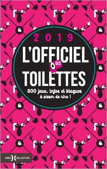 L'officiel des toilettes 2019