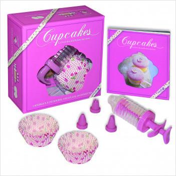 Cupcakes- coffret