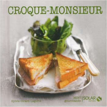 Croque-monsieur - Mini gourmands