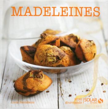 Madeleines - Mini gourmands