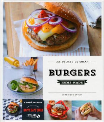 Burgers homemade - Les délices de Solar