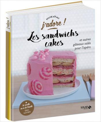 Les sandwiches cakes - J'adore