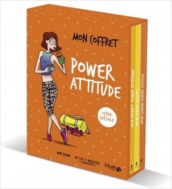 Coffret Mon cahier Power attitude