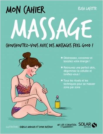 Mon cahier Massage