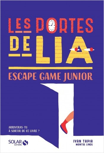 Escape game junior