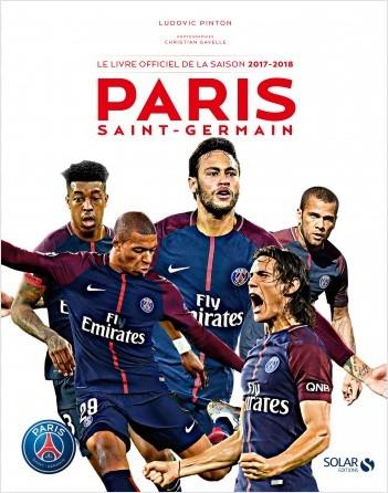 Paris, le livre de la saison 2017-2018