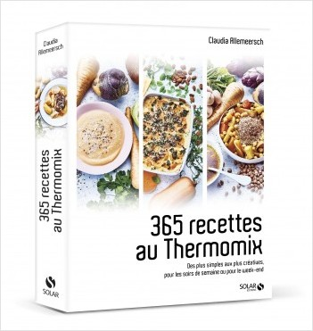 365 recettes au Thermomix