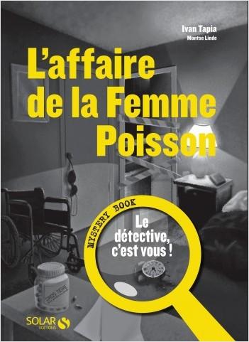 Mystery Book : L'affaire de la femme poisson