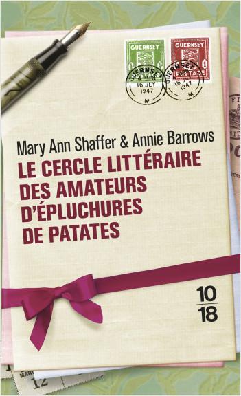 """Résultat de recherche d'images pour """"le cercle littéraire des épluchures de patates"""""""