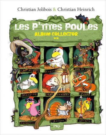 Les P'tites Poules - Album collector (Tomes 5 à 8)