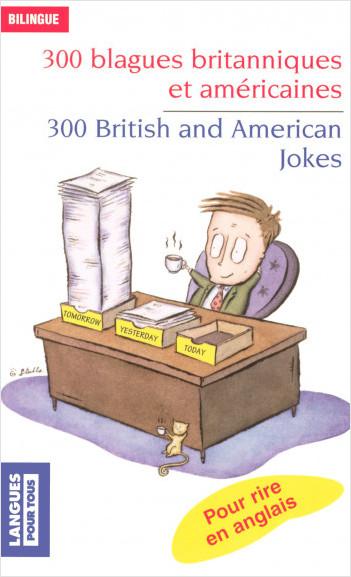 300 blagues britanniques et américaines