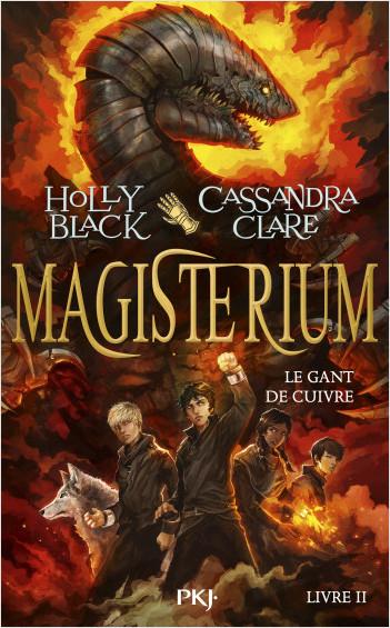 Magisterium - tome 02 : Le gant de cuivre