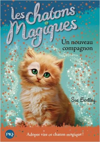 Les chatons magiques - tome 19 : Un nouveau compagnon