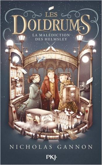 Les Doldrums - tome 02 : La Malédiction des Hemsley