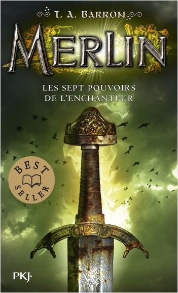 Merlin - tome 02 : Les sept pouvoirs de l'Enchanteur