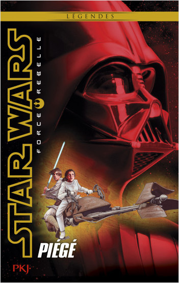 5. Star Wars Force Rebelle : Piégé