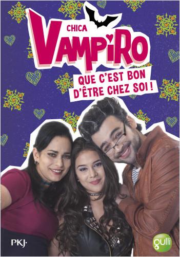 16. Chica Vampiro : que c'est bon d'être chez soi !