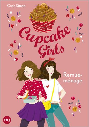 Cupcake Girls - tome 10 : Remue-ménage