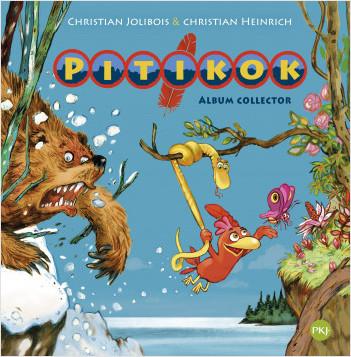 Pitikok - Compilation Tomes 1 à 4