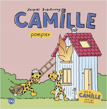 Camille pompier + Camille parle aux coccinelles