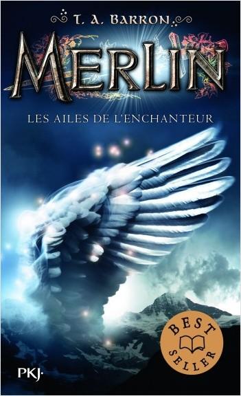 Merlin - tome 05 : Les ailes de l'enchanteur