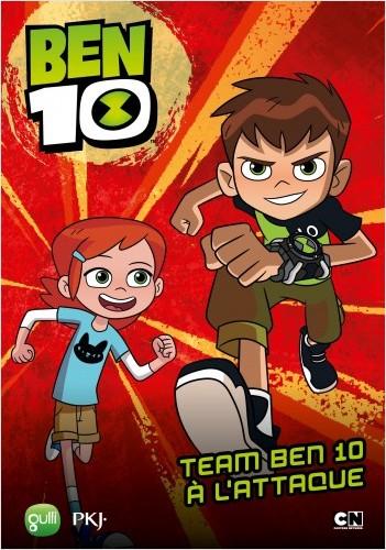 Ben 10 classic - tome 03 : Team Ben 10 à l'attaque