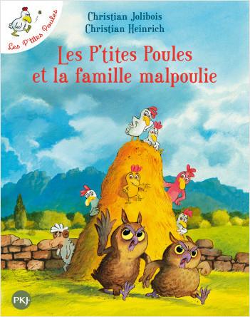 Les P'tites Poules et la famille malpoulie T16