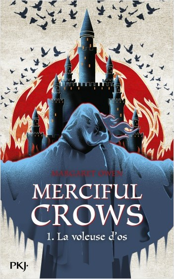 Merciful Crows - tome 01 : La voleuse d'os | Lisez!