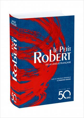 Dictionnaire Le Petit Robert de la langue française - Édition des 50 ans (Voix - Vortex)