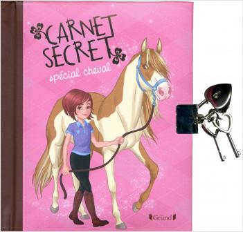 Carnet secret - Spécial cheval