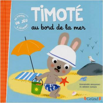 Timoté au bord de la mer