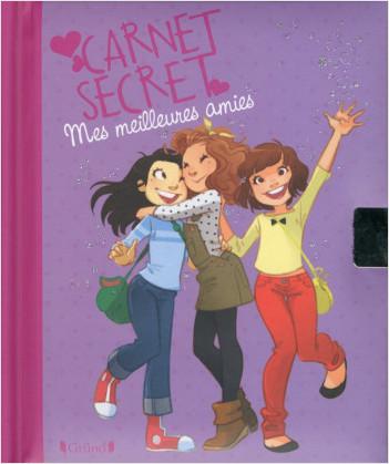 Carnet secret - Mes meilleures amies
