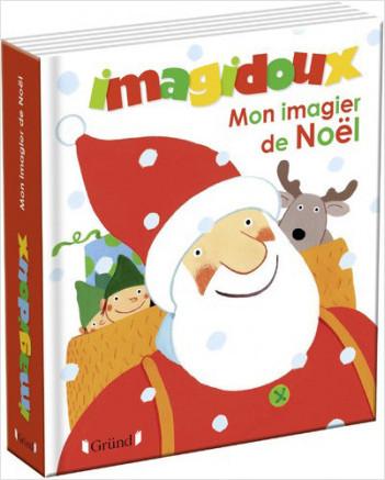 Mon imagier de Noël (Imagidoux)