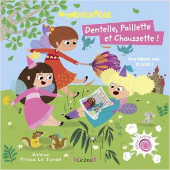 Dentelle, Paillette et Chaussette !