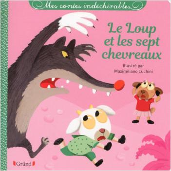 Le Loup Et Les Sept Chevreaux Lisez